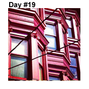 Day Nineteen: Bay Windows